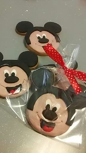 BISCOTTI MICKEY MOUSE