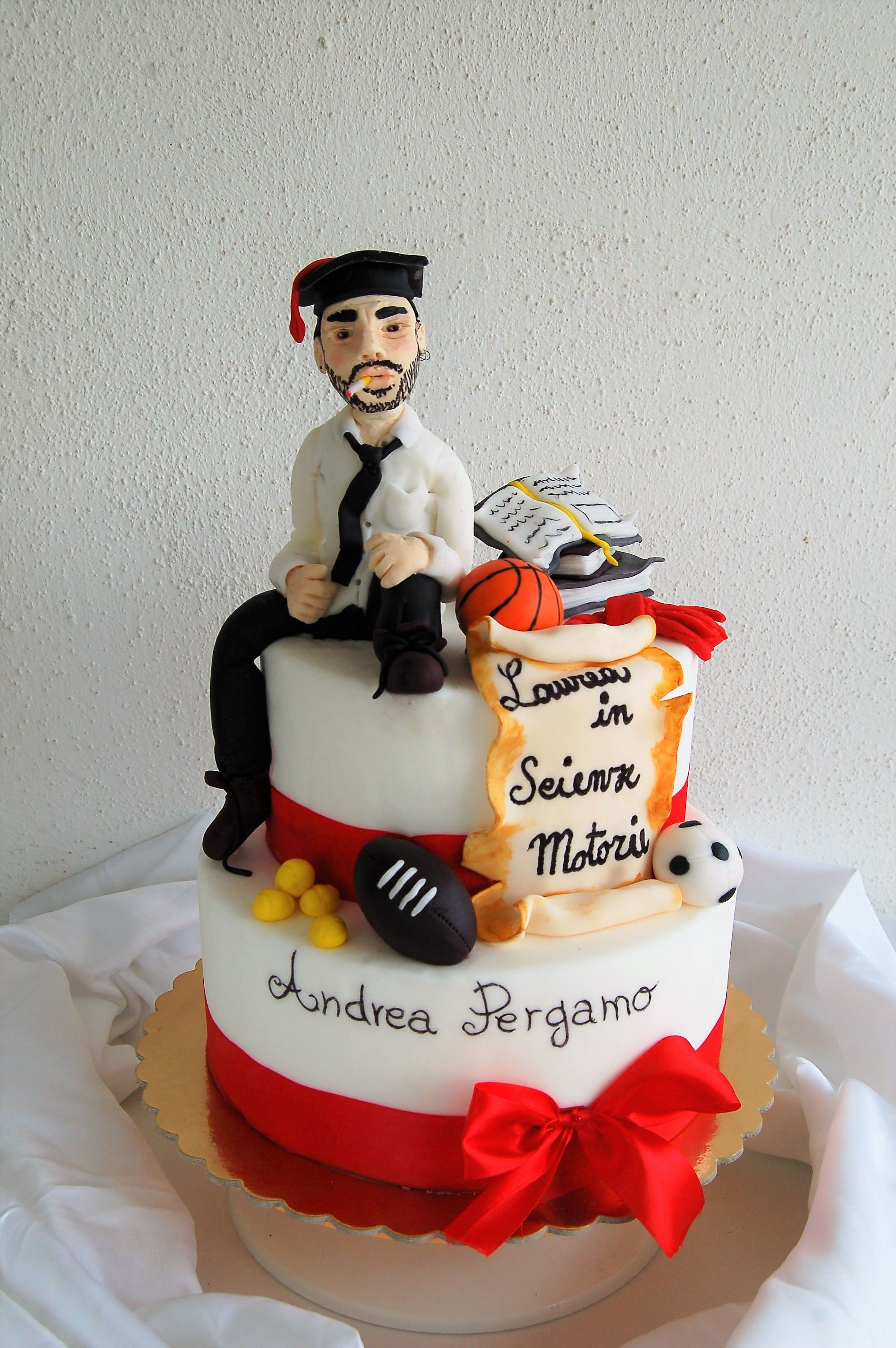 torta ritratto