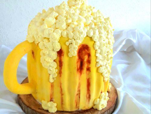 Gravity Cake alla Tennent's