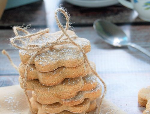 Biscotti di Farina di Amaranto Integrale e Cannella