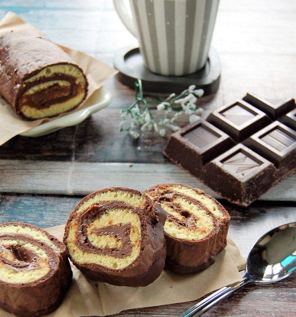 Girelle Vaniglia e Cacao