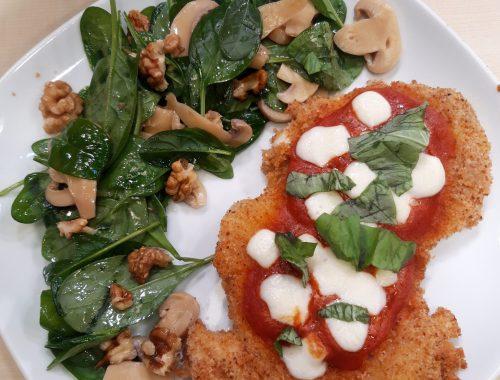 Cotolette alla Pizzaiola per la A'RICETTA