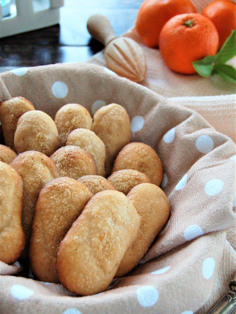 Biscotti Al Succo D'Arancia