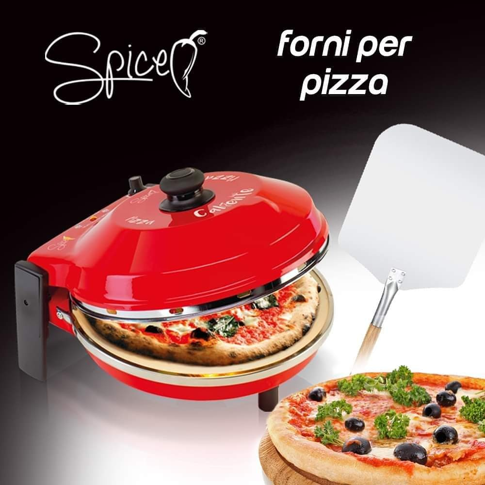 Forno pizza spice caliente